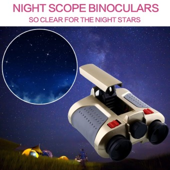 Night Vision Surveillance Spy Security Scope Binoculars Binocular Telescope - 5