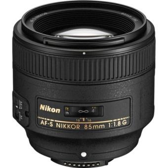 Nikon AF-S NIKKOR 85mm f/1.8G Lens - intl - 3