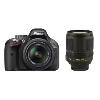 Nikon D5200 18-55mm and 18-105mm VR II Twin Lens Kit
