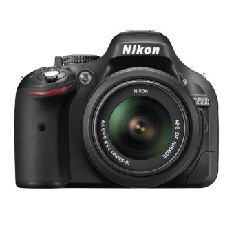 Nikon D5200 24.1MP with 18-55mm VRII Lens