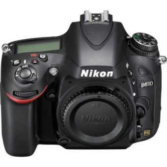 Nikon D610 Digital Camera DSLR SLR Body Only - intl - 2