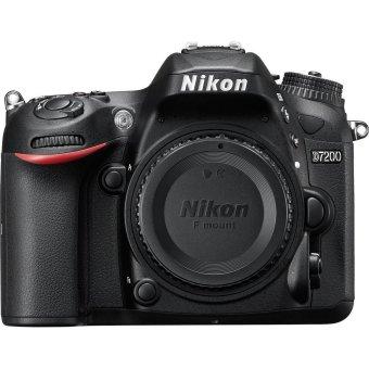 Nikon D7200 24.2 MP DSLR Camera Body Only