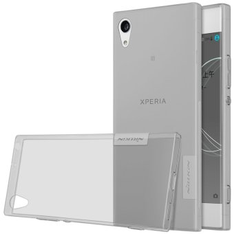 Nillkin case for Sony Xperia XA1 PU Soft cover Ultra thin Clearcover For Sony Xperia XA1 Transparent silicone case bag - intl