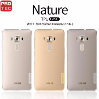 ... Abu Transparan; Page - 4. Nillkin Nature Series TPU case for ASUS Zenfone 3 Deluxe ZF3 5 7