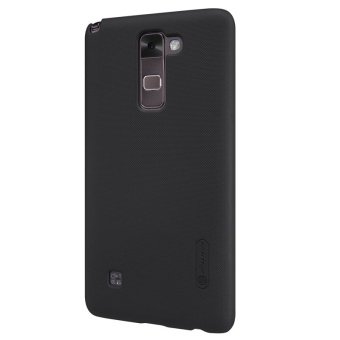 NILLKIN Super Frosted Shield hard back cover for LG Stylus 2 K520with Screen Protector (Black) - intl - 4