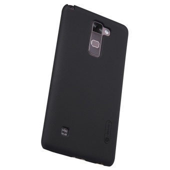 NILLKIN Super Frosted Shield hard back cover for LG Stylus 2 K520with Screen Protector (Black) - intl - 5