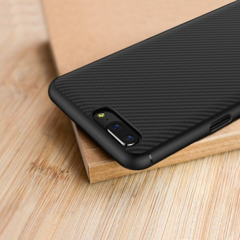 Nillkin Synthetic carbon fiber case for OnePlus 5 (5.5 inch) with retail package (
