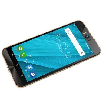 NILLKIN TPU Cover for Asus Zenfone Selfie ZD551KL (Brown) - 4