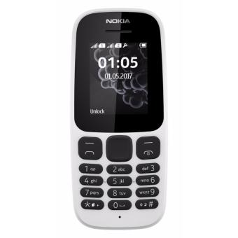 Nokia 105 Dual Sim NEW2017 (WHITE) Price Philippines