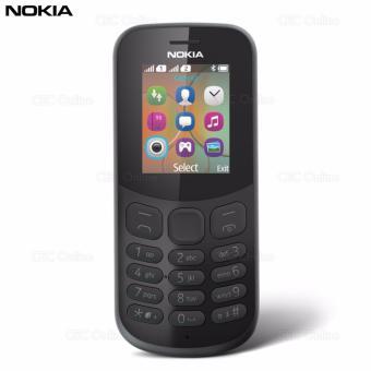 Nokia 130 Dual-SIM 2017 (Black) - 2