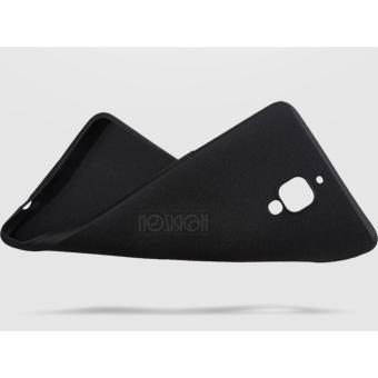 NOZIROH Oneplus 3 Oneplus 3T Matte Silicon Phone Cover Oneplus 3/3TStandstone Soft Case Black Color - intl - 3