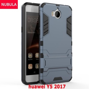 Philippines | NUBULA 360 degrees Ultra-thin Hard Back Cover For huawei Y5 2017Detachable 2