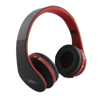 NX-8252 Stereo Casque Audio Mp3 Bluetooth Headset WirelessHeadphones Earphone Head set Phone for iPhone 6 For Samsung Xiaomi - 2