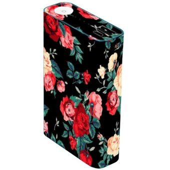 OddStickers Asus ZenPower Floral Pattern 1 Skin Cover (Multicolor)
