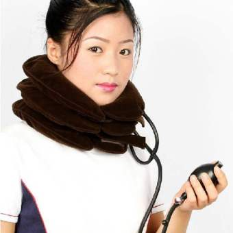 OH Cervical Neck Traction for Headache Head Back Shoulder Neck PainAdjustable Price Philippines