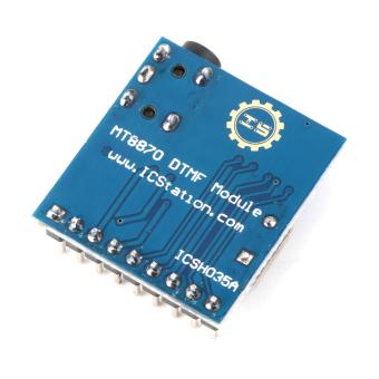 OH MT8870 DTMF Audio Decoder Speech Decoding Module Voice Module NEW - 3