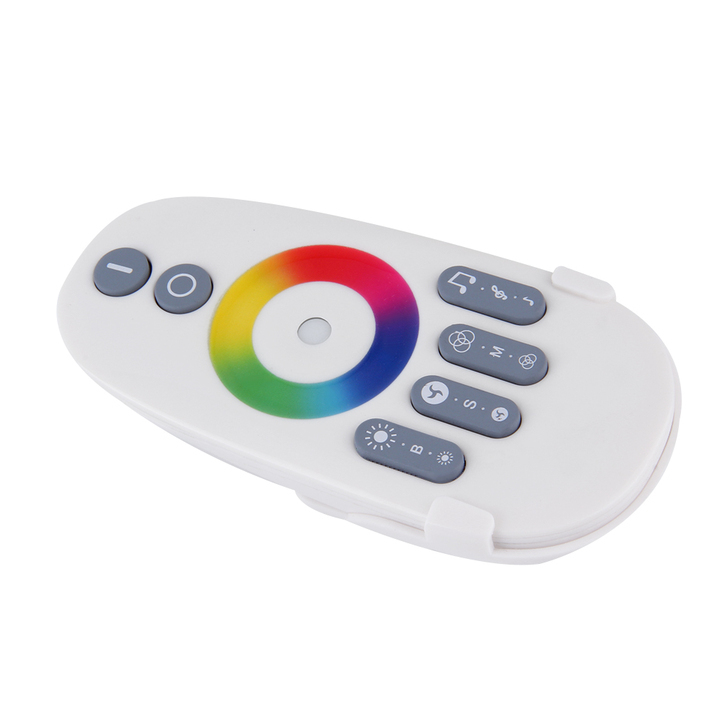 OH Sound Audio LED RGB RF Music Controller Touch Remote 2 Channel 12 .