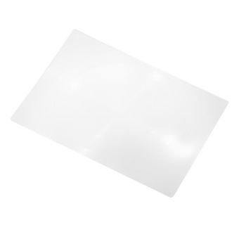 OH XL Full Page Magnifying Sheet Fresnel Lens 3X MagnificationMagnifier