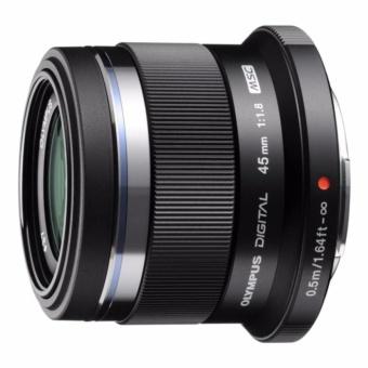 Olympus M. Zuiko Digital ED 45mm f/1.8 Lens - [Black] - intl - 3
