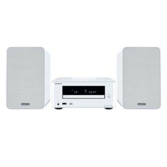 Onkyo CS-255 CD Hi-Fi Mini System (White)