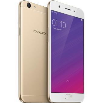 Oppo F1S 32GB (Gold) with free Powerbank
