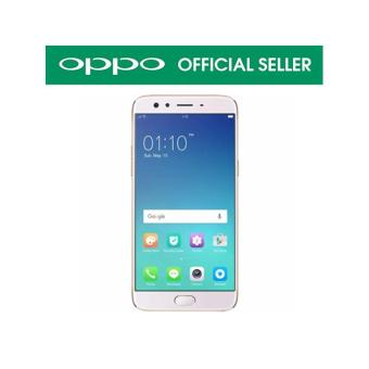 Oppo F3 Plus 64gb (Gold) with free Powerbank