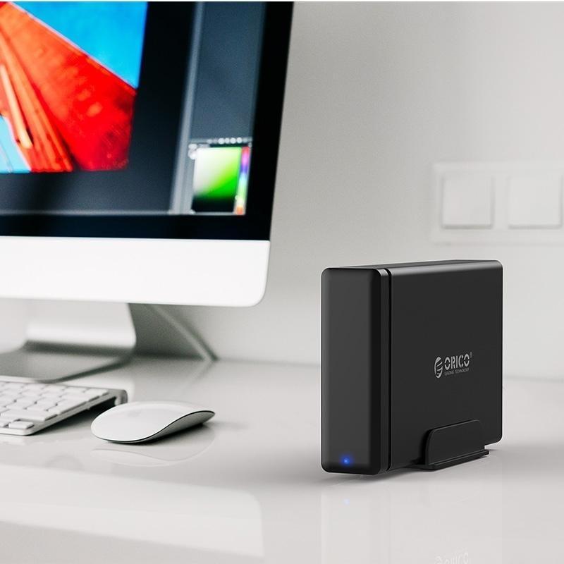 ... ORICO NS100-U3 1-bay USB 3.0 Type-B To SATA External Hard ...