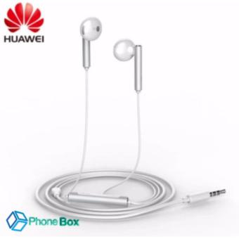 Original Huawei Earphone AM116 In-ear Headset with Microphone 3.5mm Earbuds for PC Huawei P8 Lite P7 Android Phones (silver) - 3