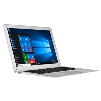 Original jumper EZbook 2 Ultra-thin Laptop 14.1 inch Screen Diaplay 1920*1080pixel Notebook PC Windows 10 OS 4GB + 64GB Silver - intl