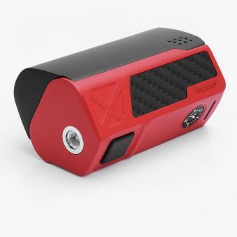 Original Tesla Invader 2/3 240W / 360W VV APV Vape Variable Voltage Mod - Red, Zinc Alloy - 4
