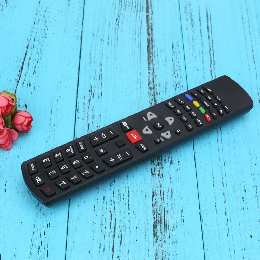 Original Universal Remote Control for TCL RC3100L10 NETFLIX 3D LEDLCD TV - intl .