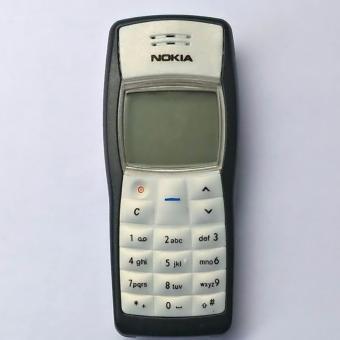 Original Unlocked Nokia 1100 Refurbished Grade-A Cell Phone - 2