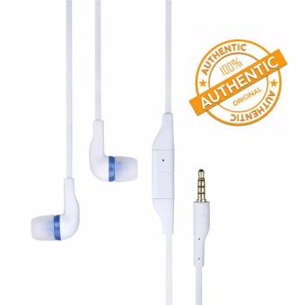 Original WH205 Nokia Stereo Headset Earphone/Headphone withBuilt-in Mic (White)