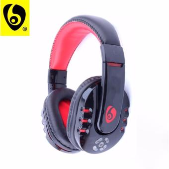 OVLENG ETT? V8 Comfortable Fit Over the Ear Bluetooth Headphone with Mic for Smartphone (Black)