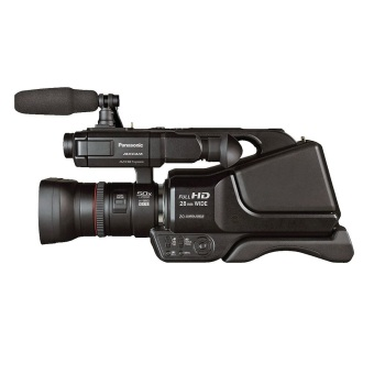 Panasonic AG-AC8P 20.4MP 21x Zoom Camcorder (Black)