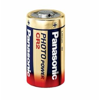 Panasonic Lithium Power Battery CR2 - 2