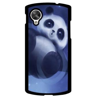 Panda Cute Pattern Phone Case for LG Nexus 5 (Multicolor)