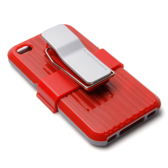 Pasadena Case for iPhone 4g/s (Red) - picture 2