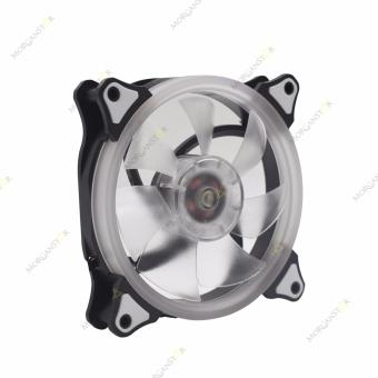 Patriot 6-pin RGB LED Chassis Fans (120mm) - 2