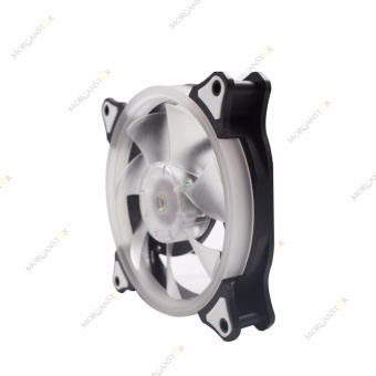 Patriot 6-pin RGB LED Chassis Fans (120mm) - 3