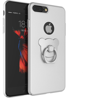 apple iphone 7 plus silver. pc stylish protective case for apple iphone 7 plus (silver) - intl iphone silver g