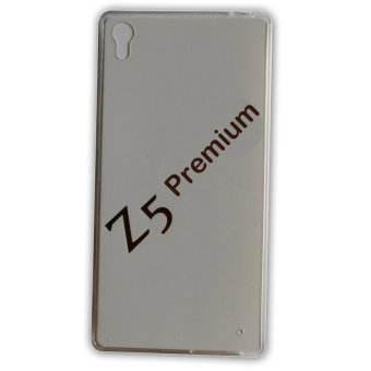PC/TPU BackCase/SeniorCase for Sony Xperia Z5 Premium (Transparent) - picture 2
