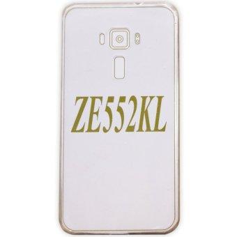 PC/TPU Senior Back Case For Asus Zenfone 3 ZE552KL (Clear)