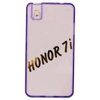 PC/TPU Senior Back Case For Huawei Honor 7i (Acrylic Violet)