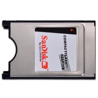 PCMCIA Compact Flash CF Card Reader Adapter Converter forMercedes-Benz Fanuc Machine Tool - 4