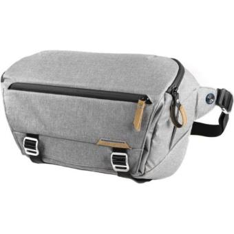 Peak Design Everyday Sling BSL-10-AS-1 10L Camera Bag for DSLR & DSLM - Ash - intl - 2