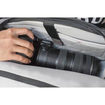 Peak Design Everyday Sling BSL-10-AS-1 10L Camera Bag for DSLR & DSLM - Ash - intl - 5