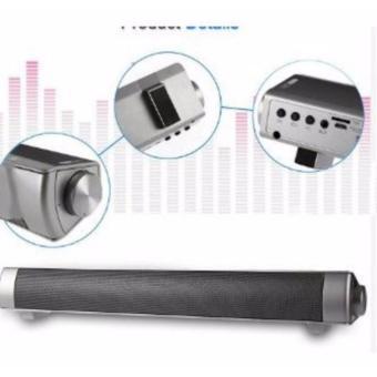Phoebe's Soundbar HI-FI High Quality LP-08 Bluetooth 2.0 Multimedia Speaker System - 4