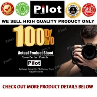 Pilot Soudelor 6005 Canvas Travel Shoulder Bag Camera Insert BagFor NIKON CANON SONY Protect Package Case Partition Padded for DSLRSLR Lens - 2