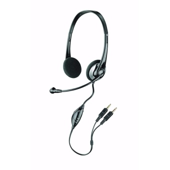 Plantronics Audio 326 Stereo Headset With Noise CancellingMicrophone - 2